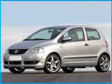 Rent a Volkswagen Fox